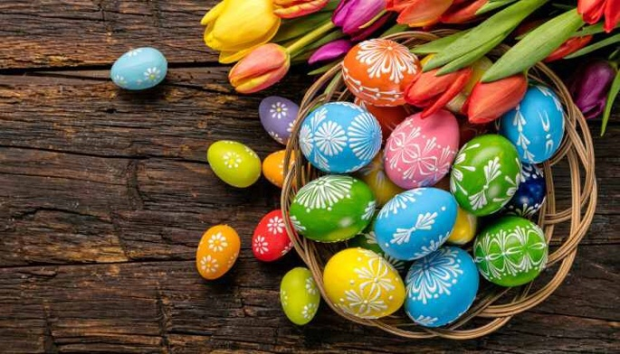 Easter gratitude traditions and best wishes ioana barbu giving eggs is a tradition that dates back even farther than easter eggs have been viewed to be symbolic of new life since pagan times negle Choice Image